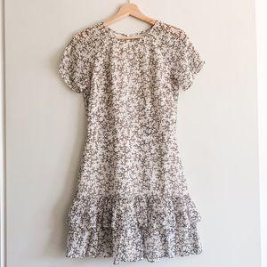 Armani Exchange Ruffles Dress